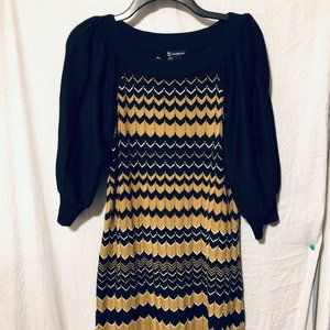 SWEATER DRESS BY NEW DIRECTIONS SIZE M